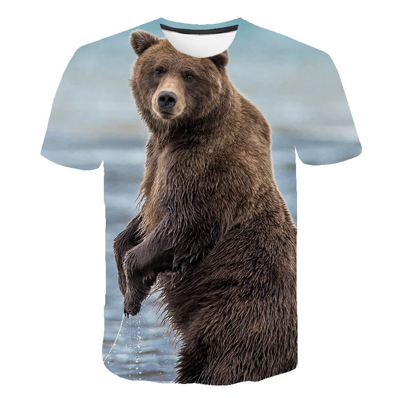Grizzly Bear Shirt